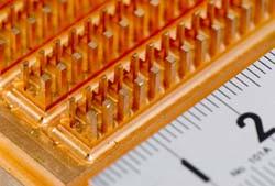 放電加工用電極の写真3