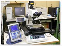 ナルワコーキ、工場顕微鏡の写真
